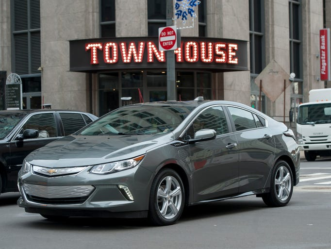 The second-generation Volt is beginning to arrive in