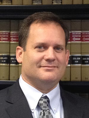 Sean P. Lugg serves as State Prosecutor for the Delaware Department of Justice.