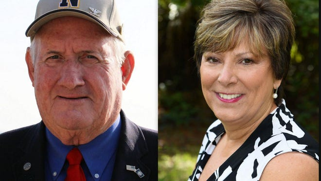 Flagler County Commissioner David Sullivan is hoping to hang onto his District 3 seat, while former Flagler Beach commissioner Kim Carney also wants the seat in the Aug. 18 primary.