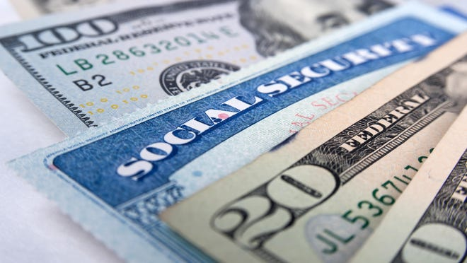 Your Social Security benefits are based on earnings averaged over your lifetime.