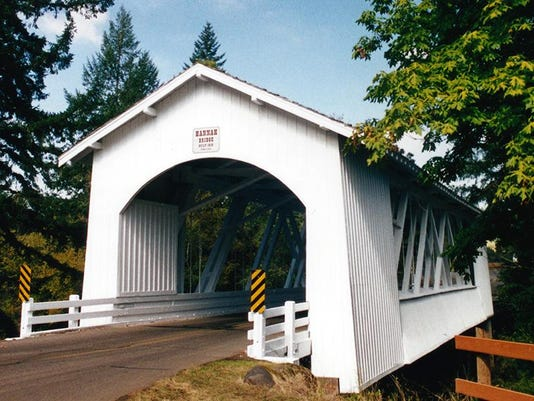 SAL Covered bridge