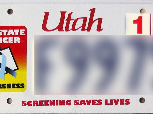 STG utah disappearing decals