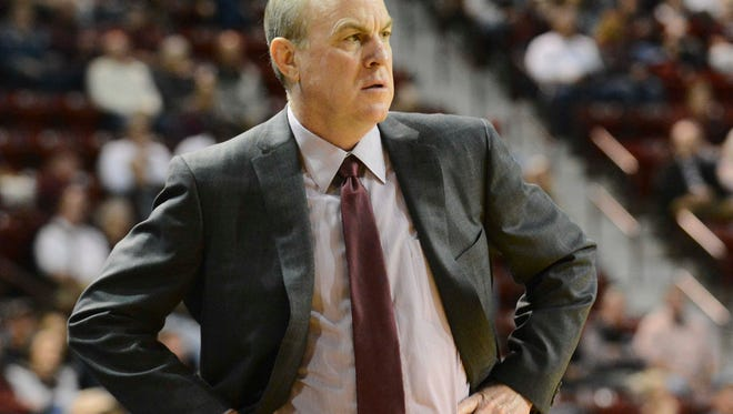 Mississippi State coach Ben Howland lost his best player this season to injury, and his team is struggling.