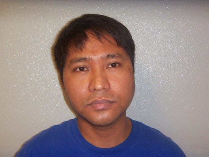 Erwin Magnaye was arrested for sexually abusing one