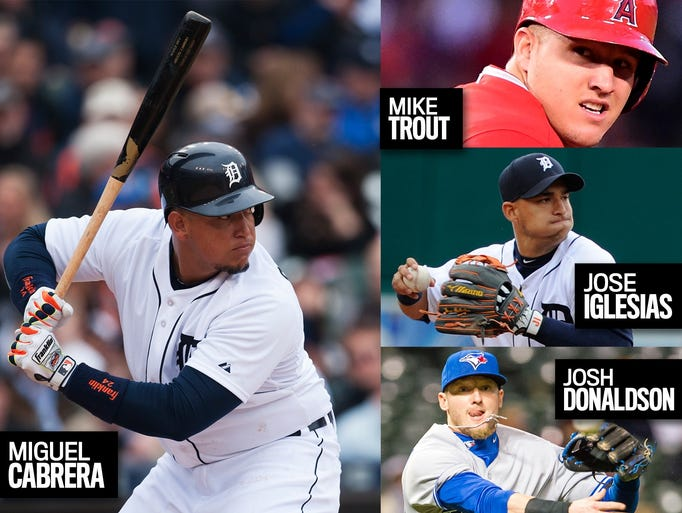 Who should be the American League starters in the All-Star