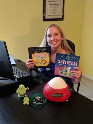Canton resident Heather Konet writes and illustrates children's books.
