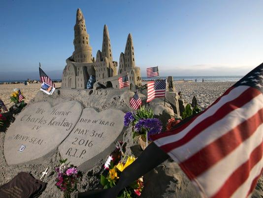 Charlie Keating remembered in Coronado Island