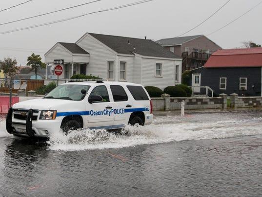Ocean City Joaquin Storm Prep