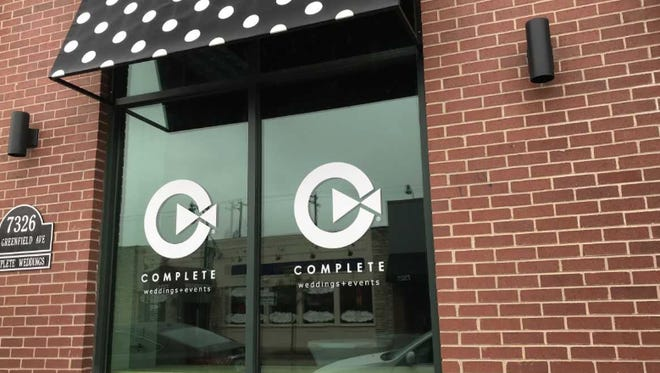 Complete Weddings & Events of Milwaukee opened on Greenfield Avenue downtown.