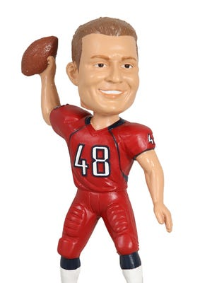 You can get a Rob Gronkowski bobblehead.