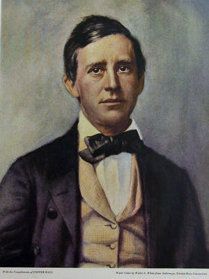 Stephen Foster made his still towering mark on the American musical landscape with his early work in Cincinnati.