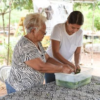 Learning how to heal through Chamoru culture, tradition