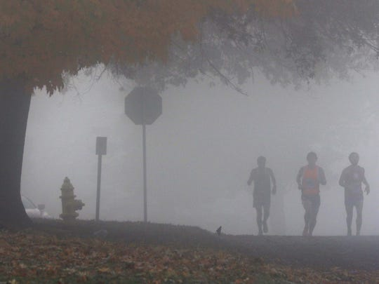Answer Man: Why do street lights often flicker when I run by in the darkness?  2015 News-Leader file photo