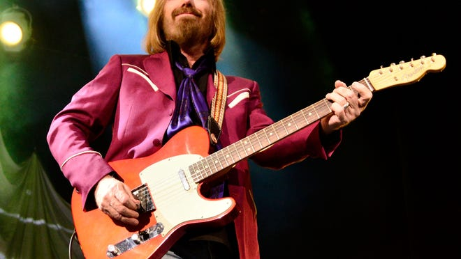 Tuesday: Tom Petty and the Heartbreakers in Anaheim
