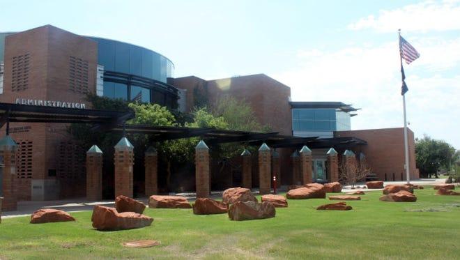 Gilbert City Hall.