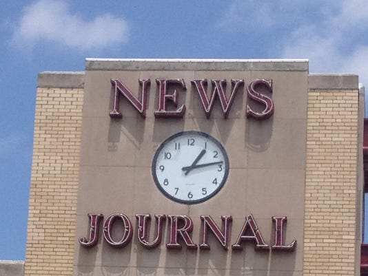 MNJ News Journal building #stock