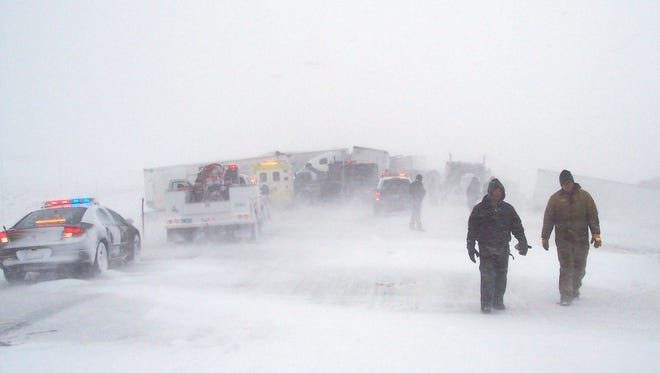Was there a blizzard in 1991? Does it really matter?