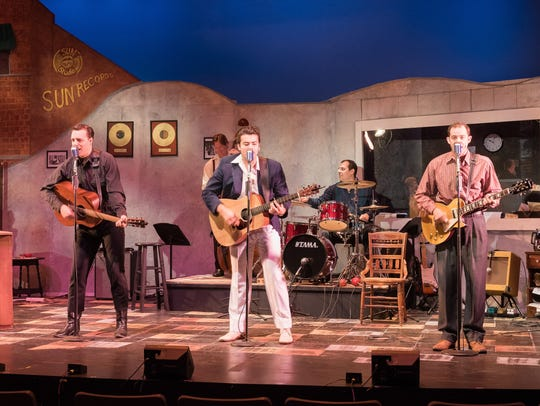 Jason Cohen as Jerry Lee Lewis, Stephen Horst as Johnny