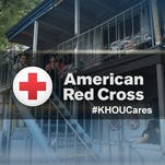 While the Red Cross has generously taken people in, it's starting to run short on money. And that's where we can all help.