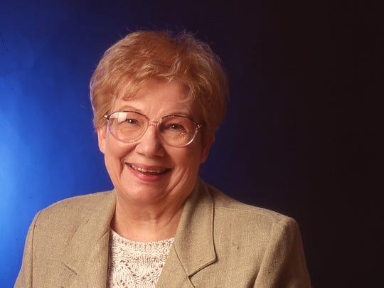 Peggy Dean former Community Newspapers Columnist