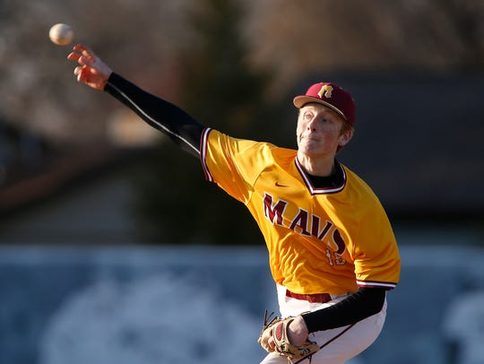 McCutcheon reliever Koby McNeely has not allowed a run in 13 2/3 innings this season.