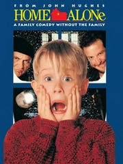 Poster art for 'Home Alone.'