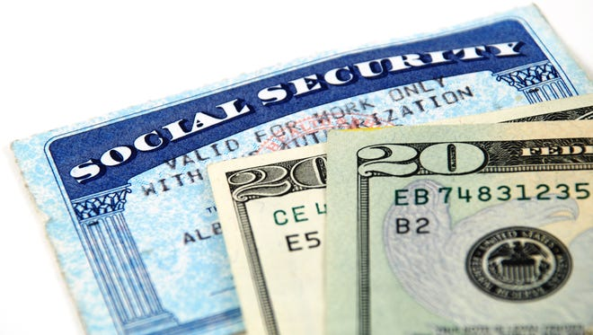 Social Security counts your 35 top earnings years.