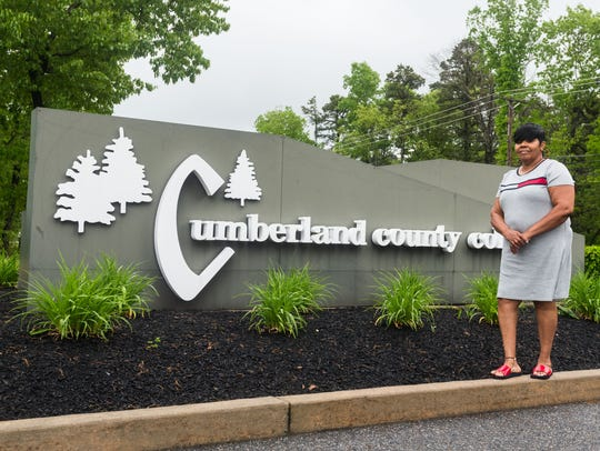 At the age of 61, Juanita Wadley will be graduating with an Associates Degree in Social Services at Cumberland County College's graduation on Thursday, May 17.