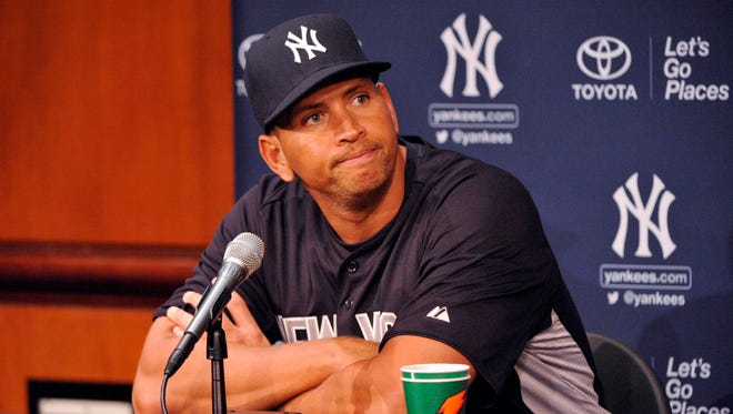 The Yankees still owes Alex Rodriguez at least $61 million over the next three seasons.