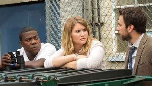 "Tracy Morgan, Jillian Bell and Charlie Day star in the comedy ""Fist Fight."""