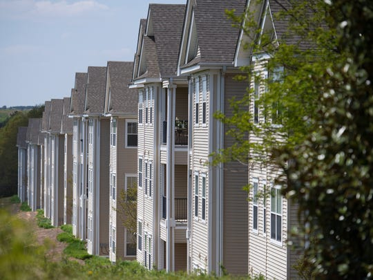 The Garden District Apartment Homes are among some of the newer housing options popping up in Simpsonville.