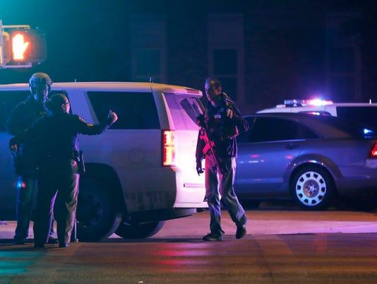 Texas Tech shooting locks down campus
