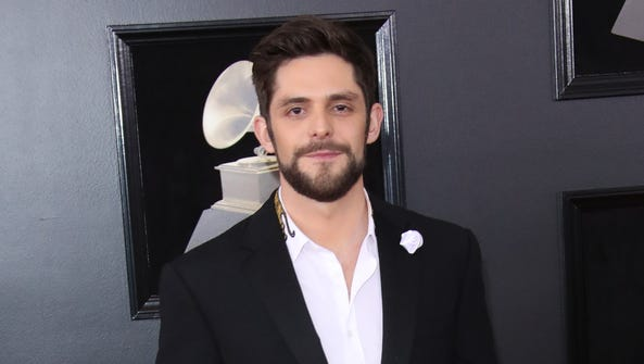 Thomas Rhett and other celebs talked their big payday