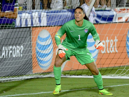 Hope solo nude photo leak beyond bounds of human decency