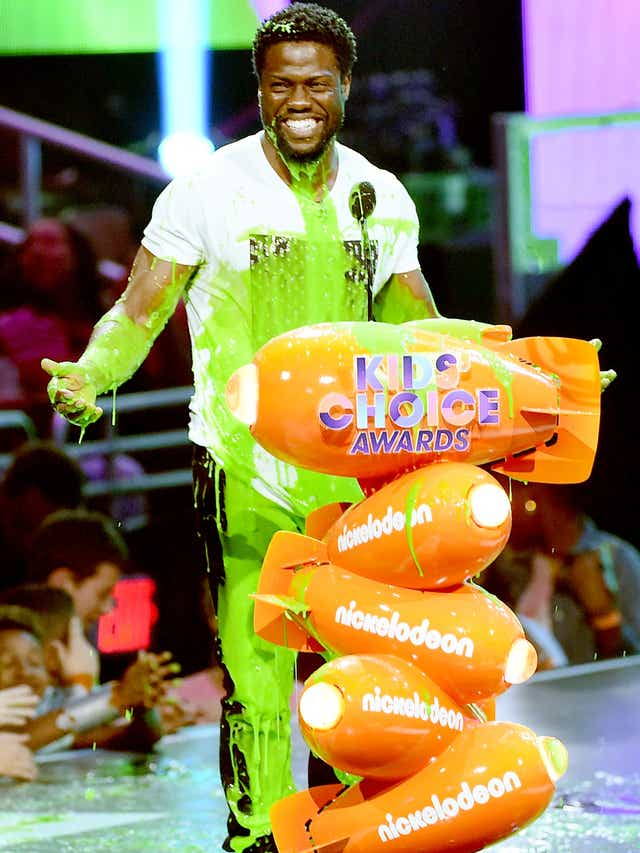 Ghostbusters,' Kevin Hart win at Kids