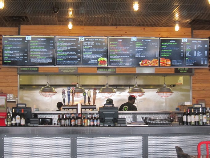 BurgerFi Brings Tasty Choices To Upscale Fast Food Fray