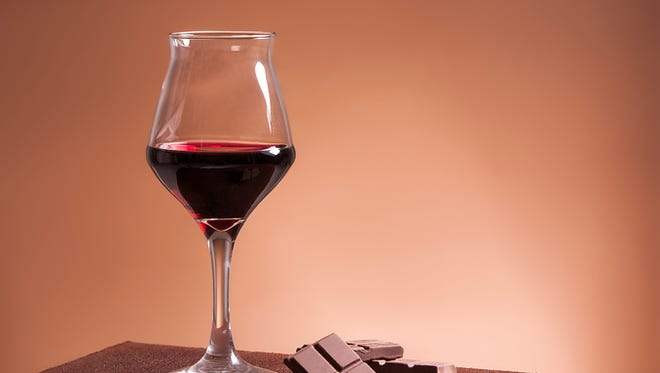 Visit Monmouth Park Racetrack this weekend for two days of wine and chocolate.