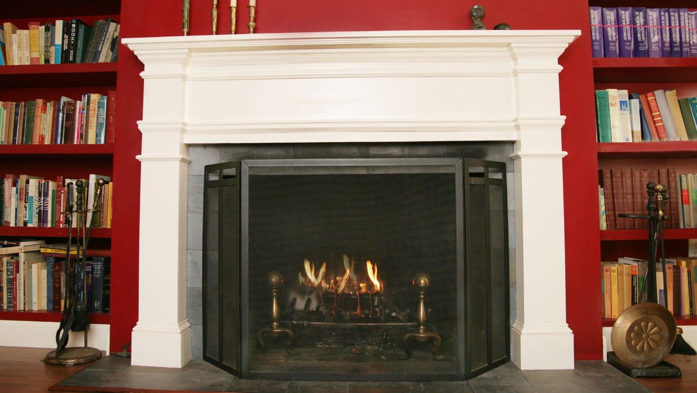 as phoenix metro temperatures drop fire officials urge fireplace
