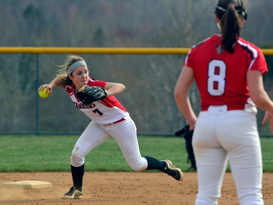 PHOTOS: Dallastown vs. Susquehannock softball