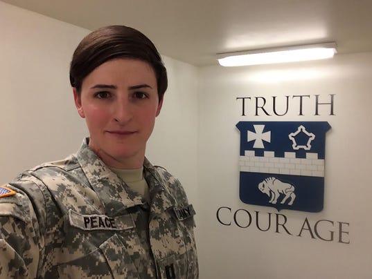 Capt. Jennifer Peace