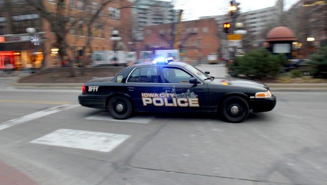 Iowa City Police