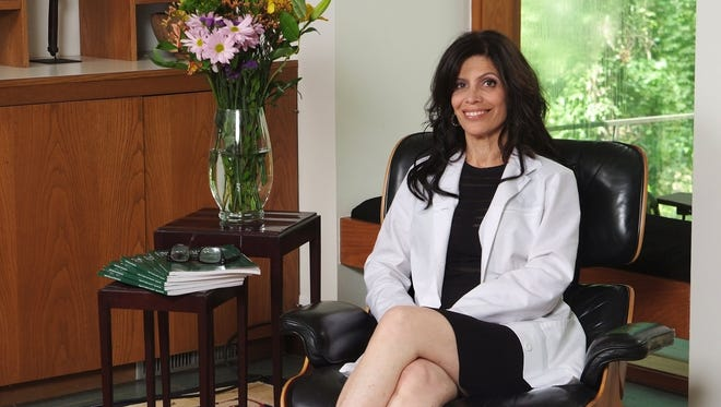 Dr. Renee Horowitz, founder of the Center for Sexual Wellness in Farmington Hills, Mich., encourages women to learn about sexual health.