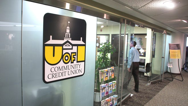 The University of Iowa Community Credit Union had $4.52 billion in assets in September 2017, edging out Bankers Trust for the top spot on the list of Iowa-chartered financial institutions.