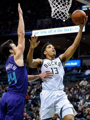 Malcolm Brogdon earns player of the week honors for the Bucks.