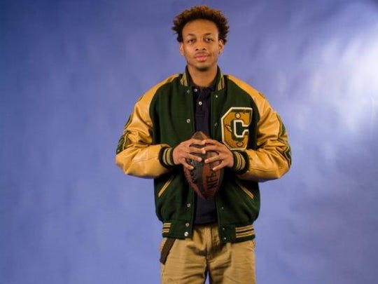 Jacq'co Price: Crowley High School, Senior, Defensive
