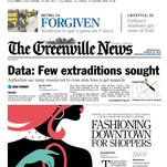 The Greenville (S.C.) News (March 12, 2014)