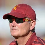Southern California Trojans athletics director Pat Haden.