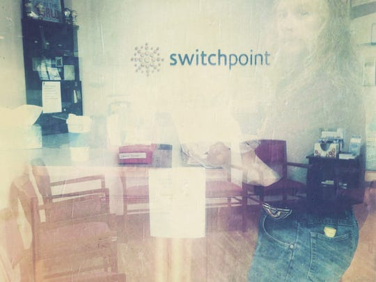 A still from the film 'Switchpoint: A View From the