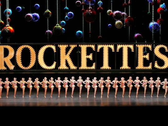 """They're very nice. I look up to them and I feel like I have 80 big sisters,"" Kayla Mak of Rye Brook said of the famous Rockettes."