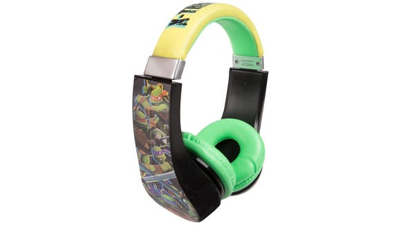 These kids headphones are the perfect back-to-school